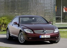 Mercedes-Benz  CL500 4matic