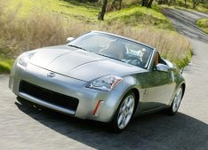 Nissan 350Z roadster level 2