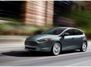 Nuova Ford Focus Electric