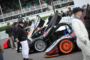 Si celebra il Goodwood Festival of Speed