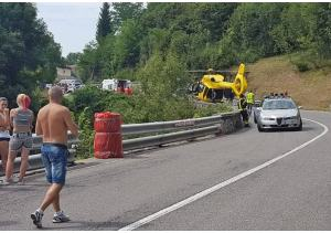 Trofeo Vallecamonica: bruttissimo incidente, muore un Commissario