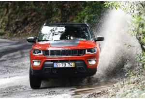 Jeep Compass Trailhawk: parte il lancio commerciale