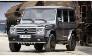 Mercedes G-Class presenta due Special Edition