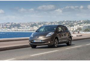 Nissan Leaf: leader tra le vetture elettriche