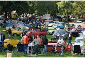 Auto vintage in mostra a Russelsheim
