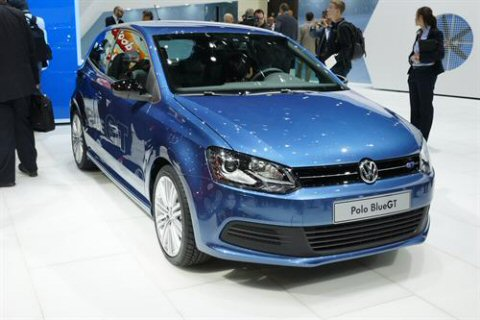 Volkswagen Polo Blue GT 2012